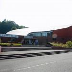 九州北部豪雨被災以前の竹田文化会館写真 その3