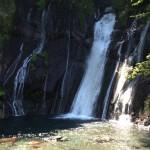 ドローン空撮日記 20160602 白水の滝 陽目の里
