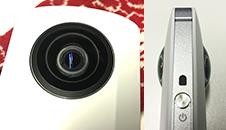 360°カメラ THETA PIXpro360
